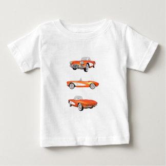 1961年のコルベットC1: ベビーTシャツ