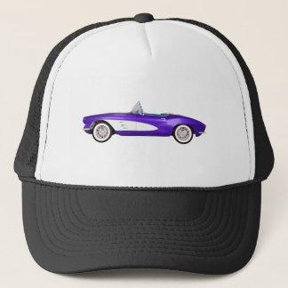 1961年のコルベットC1: 紫色の終わり: キャップ