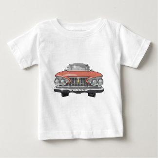 1961年のプリマスの激怒 ベビーTシャツ
