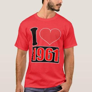 1961年- Tシャツ
