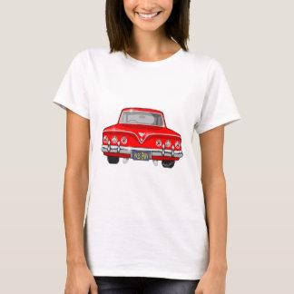 1961赤シボレー Tシャツ