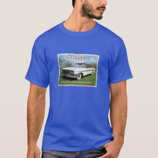 1961_Chevrolet_Impala Tシャツ