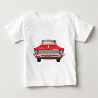 1962年のプリマスの激怒 ベビーTシャツ