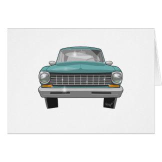 1962年のChevy II カード