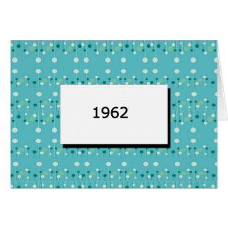 1962年 カード