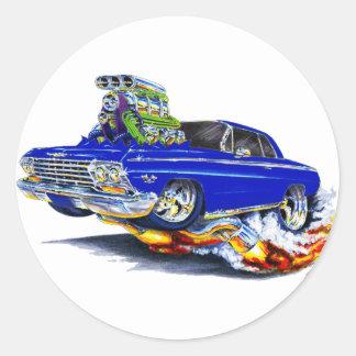1962-63年のインパラの濃紺車 ラウンドシール