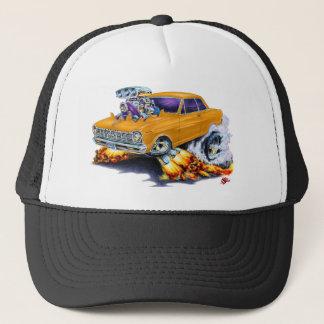 1962-65年の新星のオレンジ車 キャップ