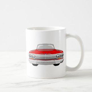 1963年のシボレー・インパラ コーヒーマグカップ