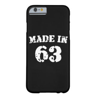 1963年のiPhoneで作られる6/6s Barely There iPhone 6 ケース