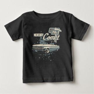 1963年水星の彗星-ヴィンテージの ベビーTシャツ