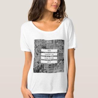 1963年… 2017年 Tシャツ