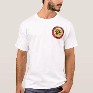 1964完全さに老化させて Tシャツ