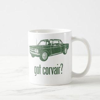 1964年のシボレーCorvair コーヒーマグカップ