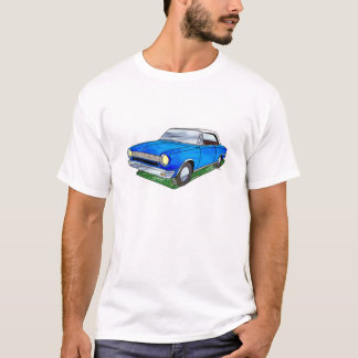 1964年のブラブラ歩く人 Tシャツ