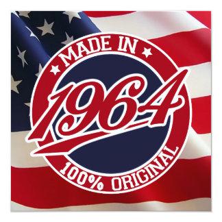 1964米国米国で作られる カード
