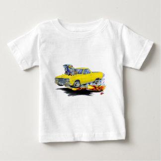 1964-65年のEl Caminoの黄色いトラック ベビーTシャツ