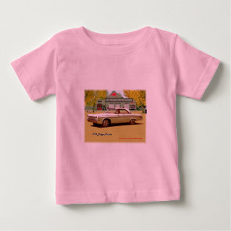 1964_Dodge ベビーTシャツ