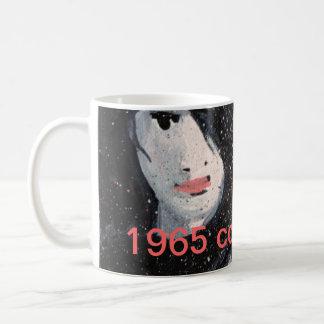 1965の紙吹雪のマグ コーヒーマグカップ