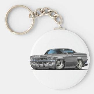 1965-66年のインパラの灰色車 キーホルダー