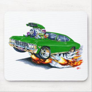 1965-66年のインパラの緑車 マウスパッド
