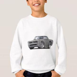 1965 GTOの灰色車 スウェットシャツ