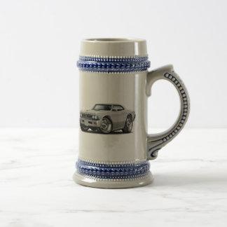 1966年のChevelleの白車 ビールジョッキ