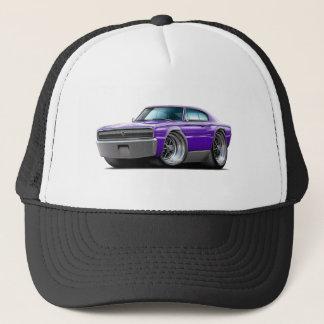 1966-67年の充電器の紫色車 キャップ