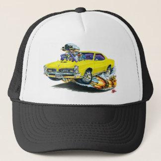 1966-67 GTOの黄色い車 キャップ