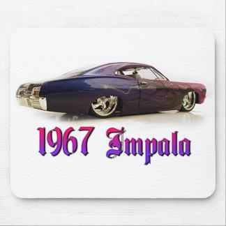 1967年のインパラ マウスパッド