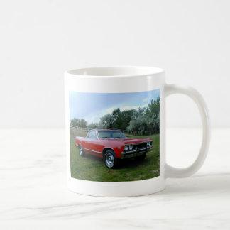1967年のシボレーChevelle El Camino コーヒーマグカップ
