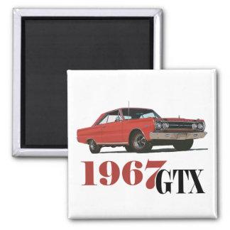 1967赤いGTX マグネット