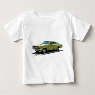1967_Dodge_Charger ベビーTシャツ