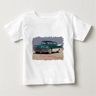 1968のごまかしの充電器Daytona ベビーTシャツ
