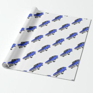 1968の青筋肉車 ラッピングペーパー