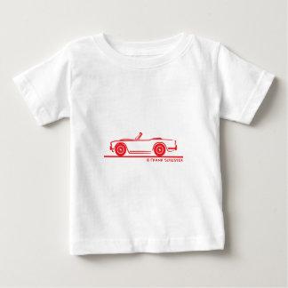 1968勝利TR4 ベビーTシャツ