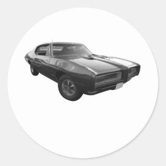 1968年にGTO ラウンドシール