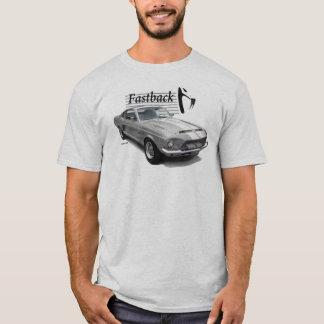1968年のムスタングのFastback 428筋肉 Tシャツ