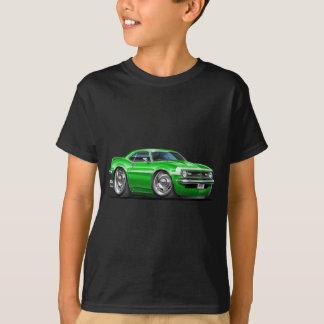 1968年のCamaroの緑白の車 Tシャツ