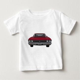 1968年のChevelle SS: リンゴ飴の終わり ベビーTシャツ