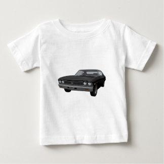 1968年のChevelle SS: 黒い終わり ベビーTシャツ