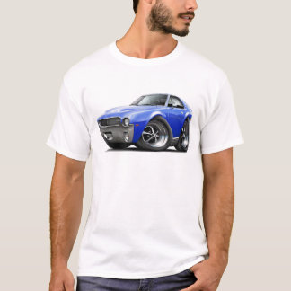 1968-69 AMXの青車 Tシャツ
