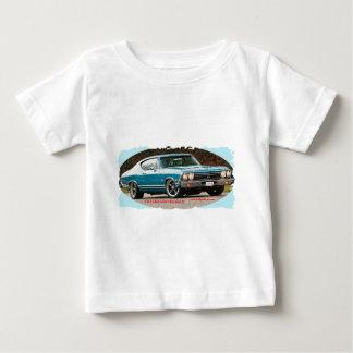 1968_Chevrolet_Chevelle_SS ベビーTシャツ