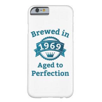1969で醸造されて完全さのiPhone 6/6sに老化しました Barely There iPhone 6 ケース
