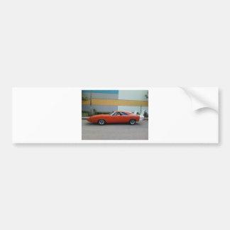 1969のごまかしの充電器Daytona 440 バンパーステッカー