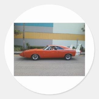 1969のごまかしの充電器Daytona 440 ラウンドシール
