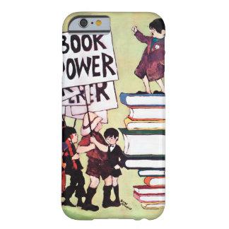 1969人の児童読書週間の電話箱 BARELY THERE iPhone 6 ケース