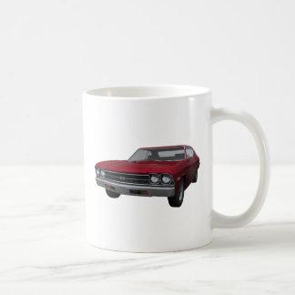 1969年のChevelle SS: リンゴ飴の終わり コーヒーマグカップ