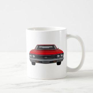 1969年のChevelle SS: 赤い終わり コーヒーマグカップ