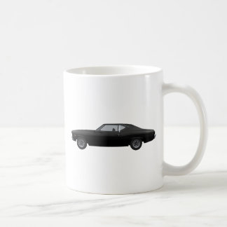 1969年のChevelle SS: 黒い終わり コーヒーマグカップ