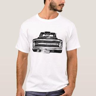 1969年のChevy C10筋肉トラック Tシャツ